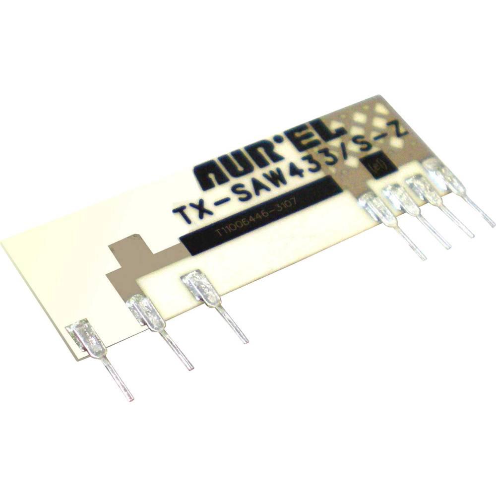 AM odašiljač-modul 433MHz 10MW5V TX-SAW433/SZ Aurel