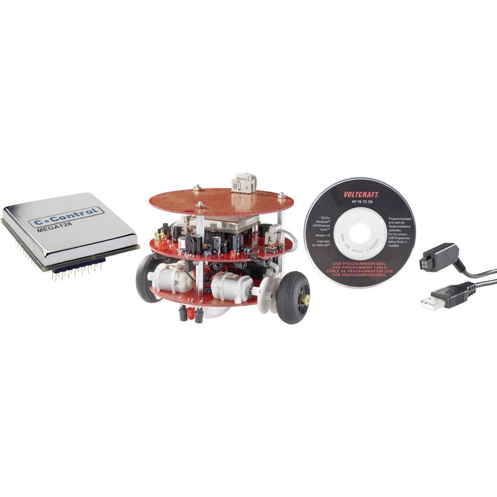 Sistem robota C-Control PRO-BOT128, začetniški komplet