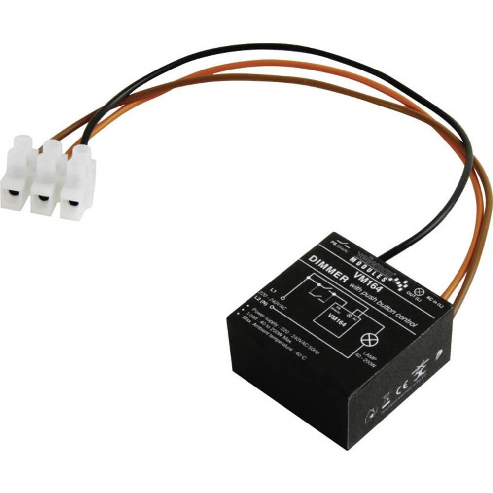 Velleman Mini zatamnjivač VM164 modul 220-240 V/AC/50 Hz