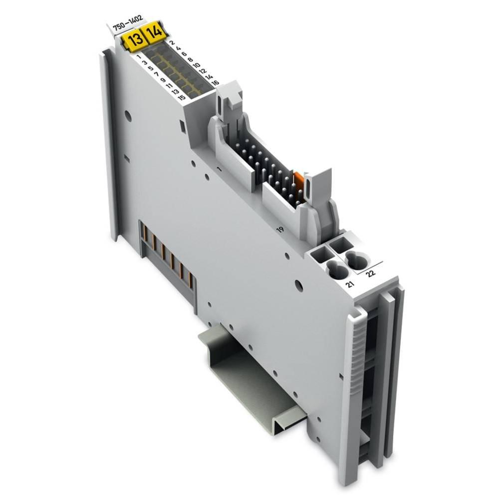 WAGO 16-kanalna-digitalna vhodna spona 750-1402 vsebuje: 1 kos