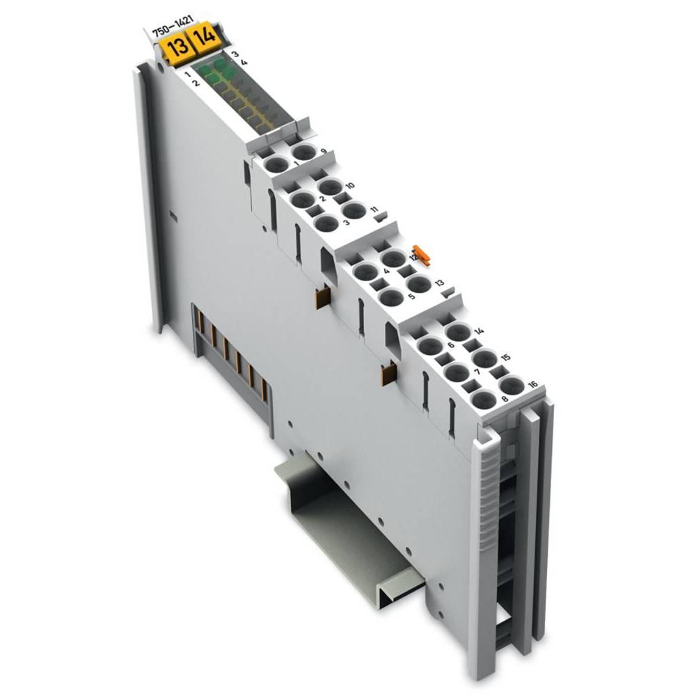 WAGO 4-kanalna-digitalna vhodna spona 750-1421 24 V/DC vsebuje: 1 kos