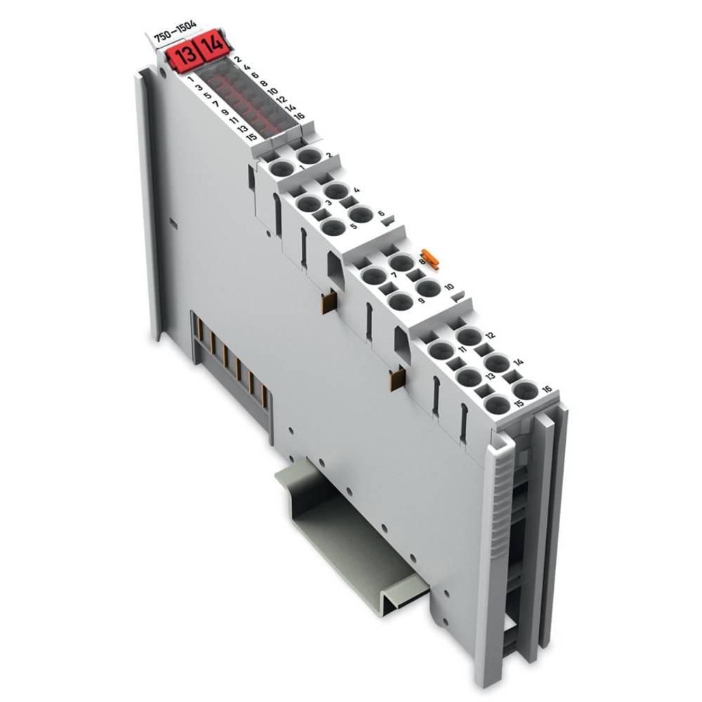 WAGO 16-kanalna-digitalna izhodna spona 750-1504 24 V/DC vsebuje: 1 kos