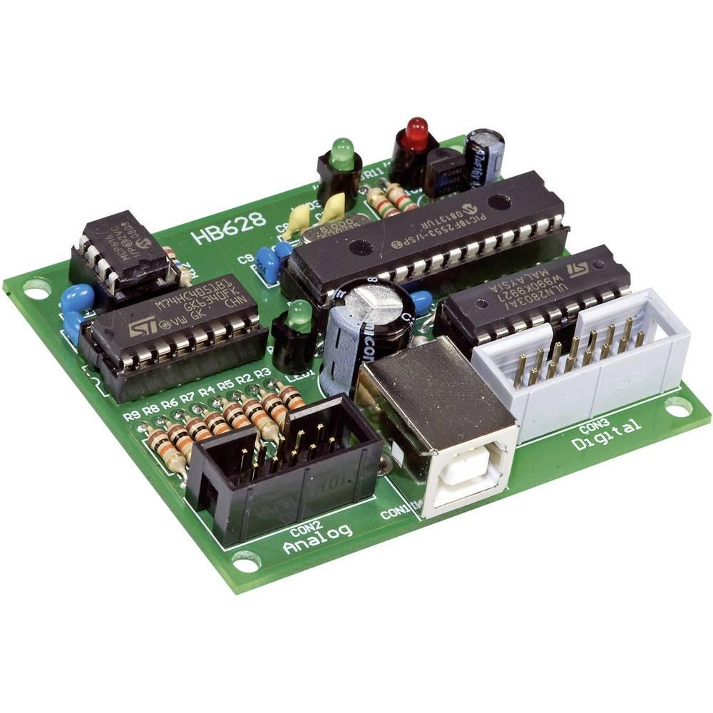 8-kanalni USB-podatkovni in krmilni sistem 191030 H-Tronic