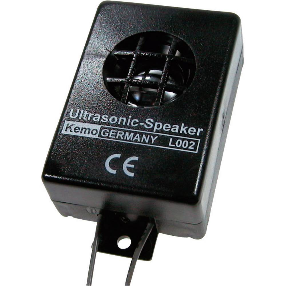 Ultrazvočni vgradni zvočnik Kemo Piezo primeren za: Kemo ultrazvočni generator 1 kos