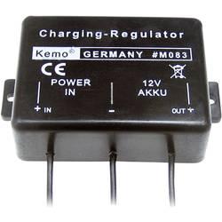 Regulator polnjenja akumulatorjev Kemo M083 13.8 V/DC 1.5 A