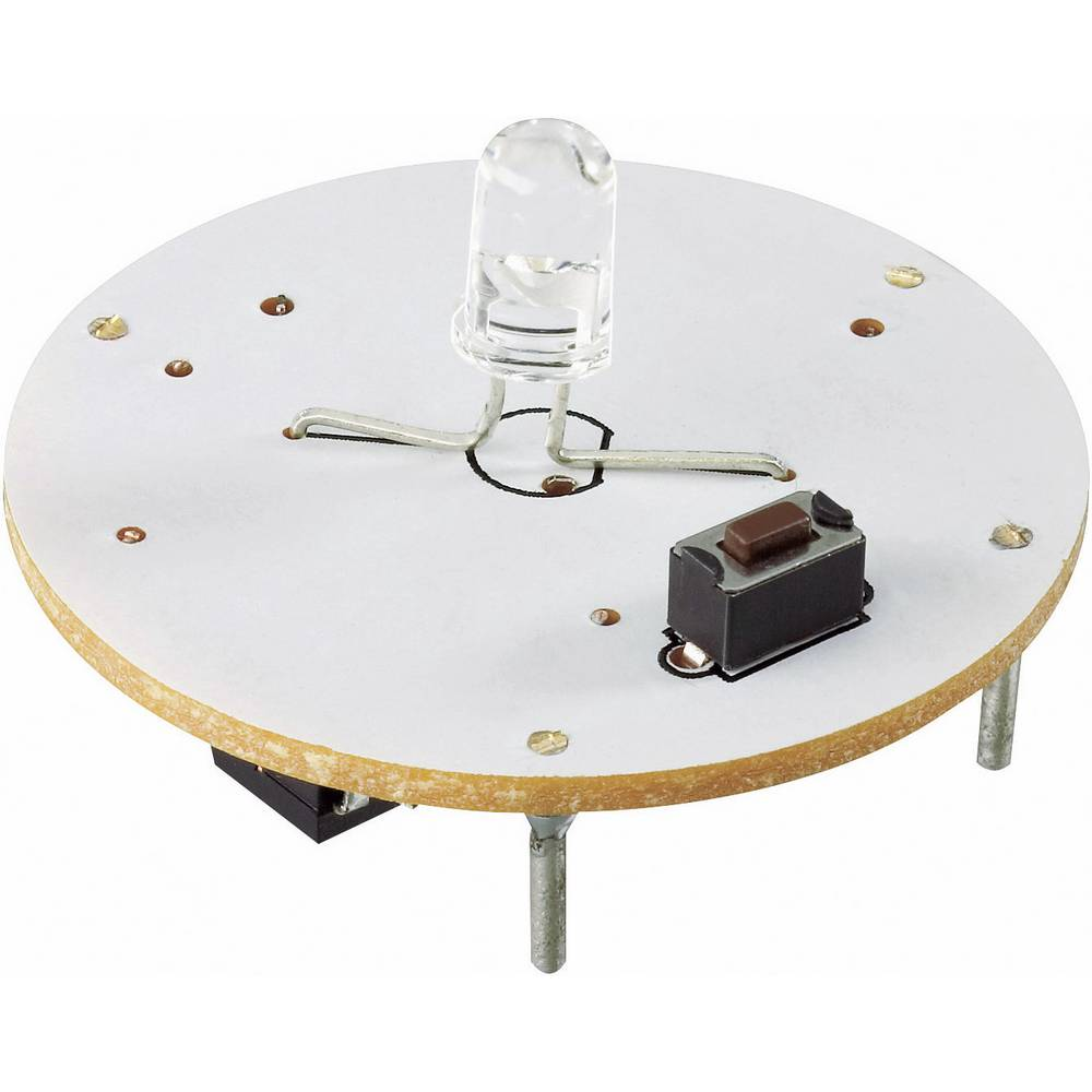 Velleman LED čajna lučka MK167Komplet za sestavljanje 3 V/DC