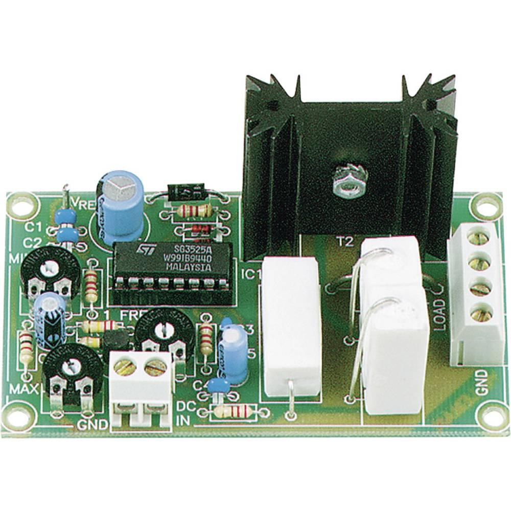 Velleman DC-pretvornik širinepulza Komplet za sestavljanje8- 35 V/DC