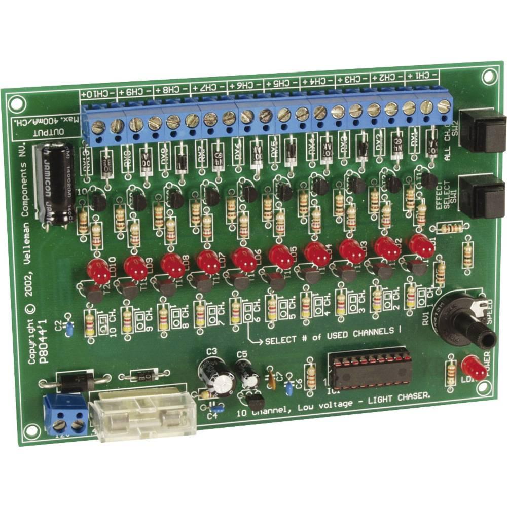 10-kanalni svjetlosni generator Velleman K8044
