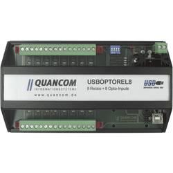USB relejski modul 8 releja Quancom