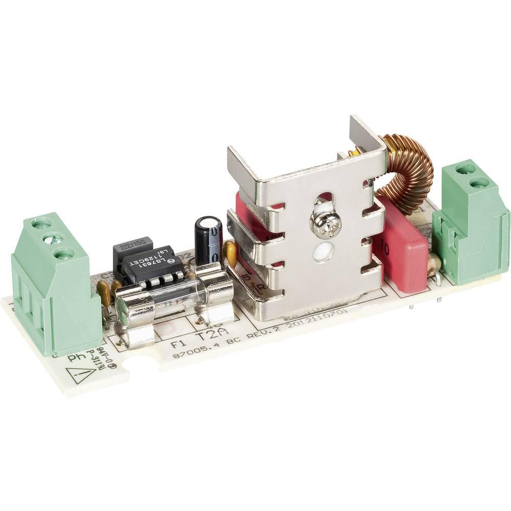 Prekidač za prigušivanje na tipke 130344 Conrad Komplet za sastavljanje s funkcijama 1 + 2, 230 V/AC, izlazna snaga 40 - 300 W