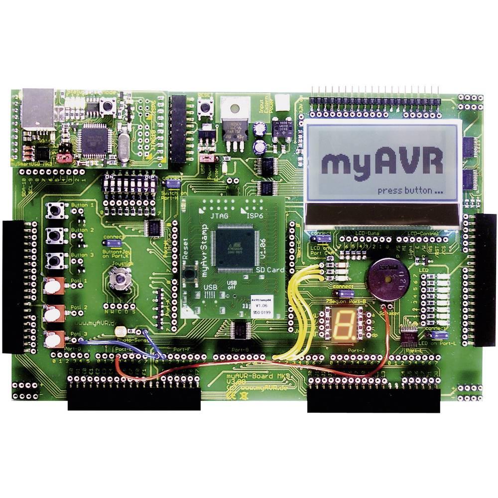 Matična plošča myAVR Board MK364 K board067