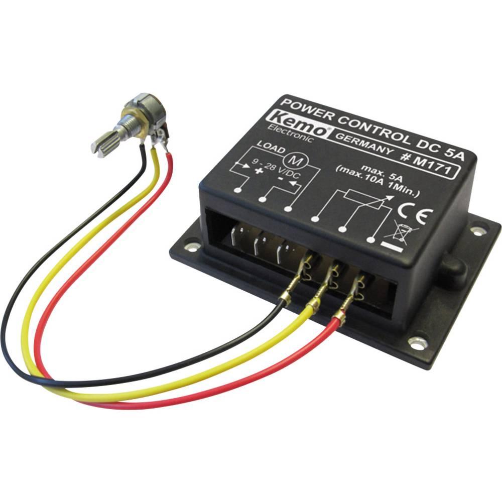Kemo snažan regulator 9-28V/DCM171 modul 9 - 28 V/DC