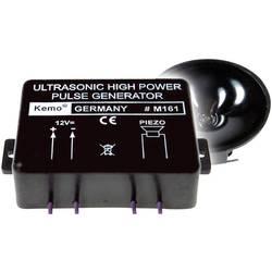 Kemo Ultrazvočni odganjalnik živali Modul 12 V/DC Domet (maks.) 300 m Zvočni tlak (db) 120 M161