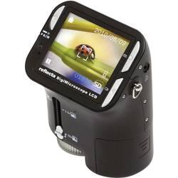 Digitalna mikroskopska kamera USB z monitorjem Reflecta 1.3 mil. pikslov, digitalna povečava (maks.): 35 x