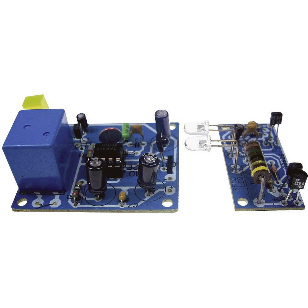 Kemo Infracrvena fotoćelija, komplet za slaganje 9 V/DC, prijemik 12 V/DC B062