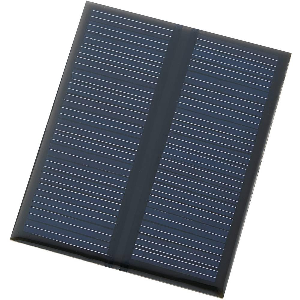 Solarna ćelija YH-75X90 Conrad polikristal, 18 V 40 mA