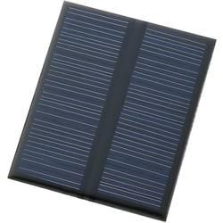 Monokristalne miniaturne solarne celice YH-75X90 Conrad
