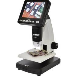 USB mikroskop z monitorjem TOOLCRAFT 5 mil. piksov, digitalni, povečava (maks.): 500 x