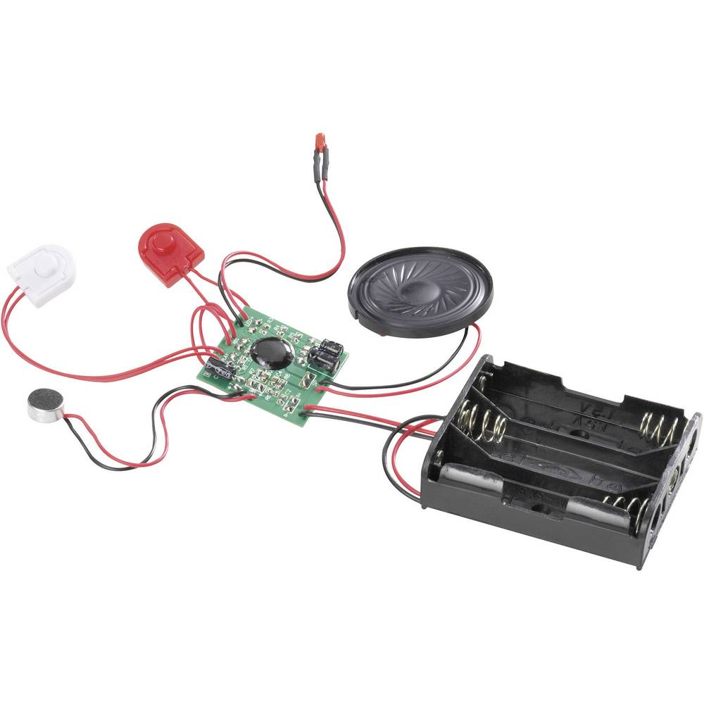 Digitalni diktafon, modul Conrad