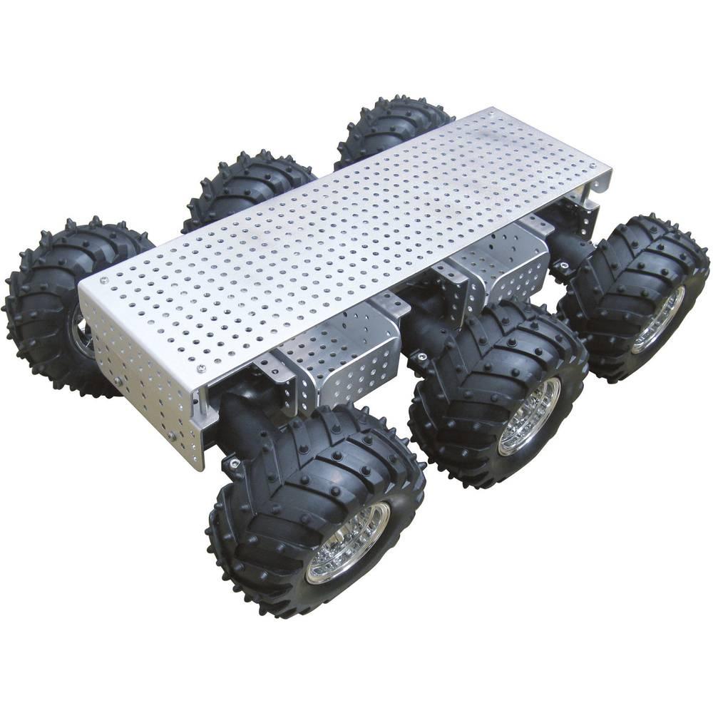 Arexx terenska robotska platforma JSR-6WD s pogonom na sve kotače