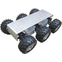 Terræn-robotplatform Arexx JSR-6WD Byggesæt 1 stk