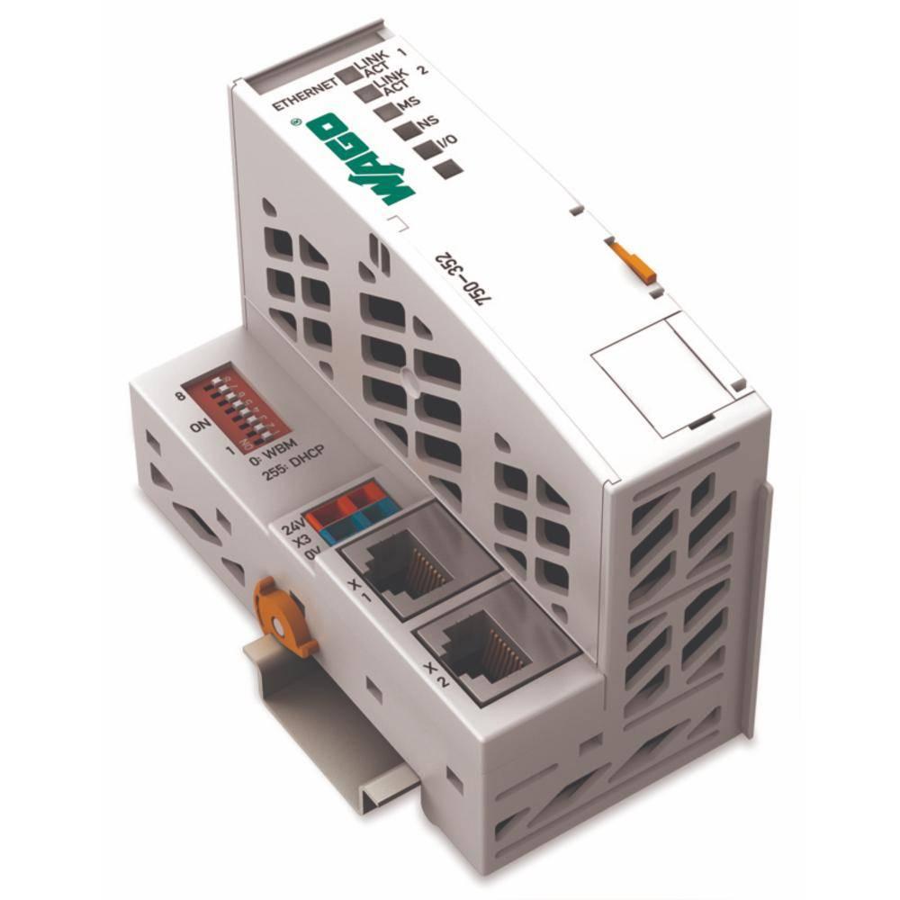 WAGO bus kartica za povezovanje Fieldbus-a ETHERNET TCP/IP 750-352 24 V/DC vsebuje: 1 kos