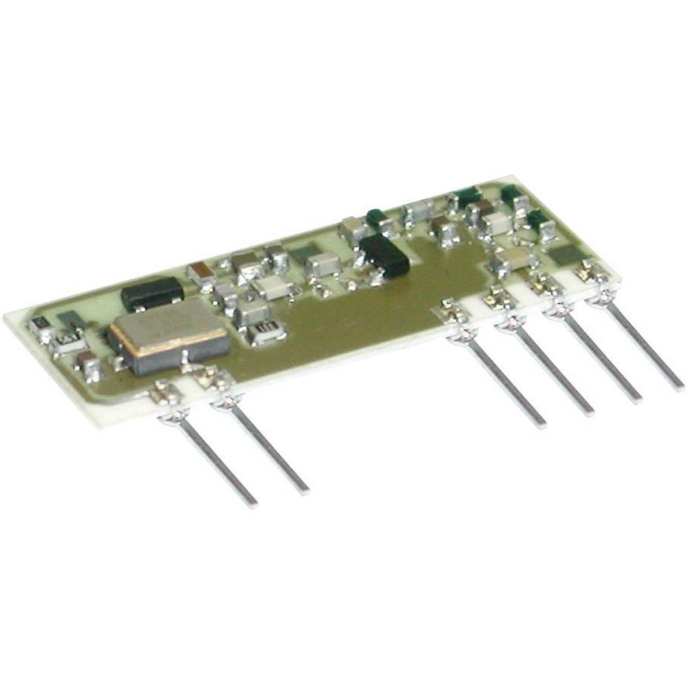 AM odašiljač-modul Aurel TX-SAWMID/5 V, 433,92 MHz TX-SAW MID/5 V