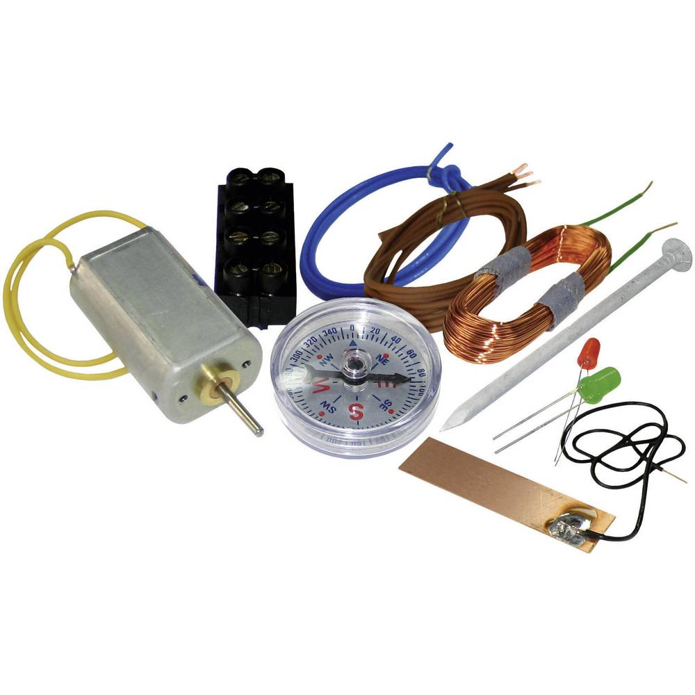 Komplet za sastavljanje Kemo ''Mali elektronik'', 4,5 V/DC B172