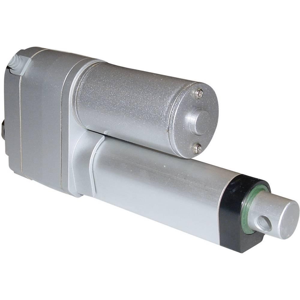 Električni cilinder 12 V/DC dolžina hoda: 50 mm 1200 N DLA-12-40-A-050-POT-IP65