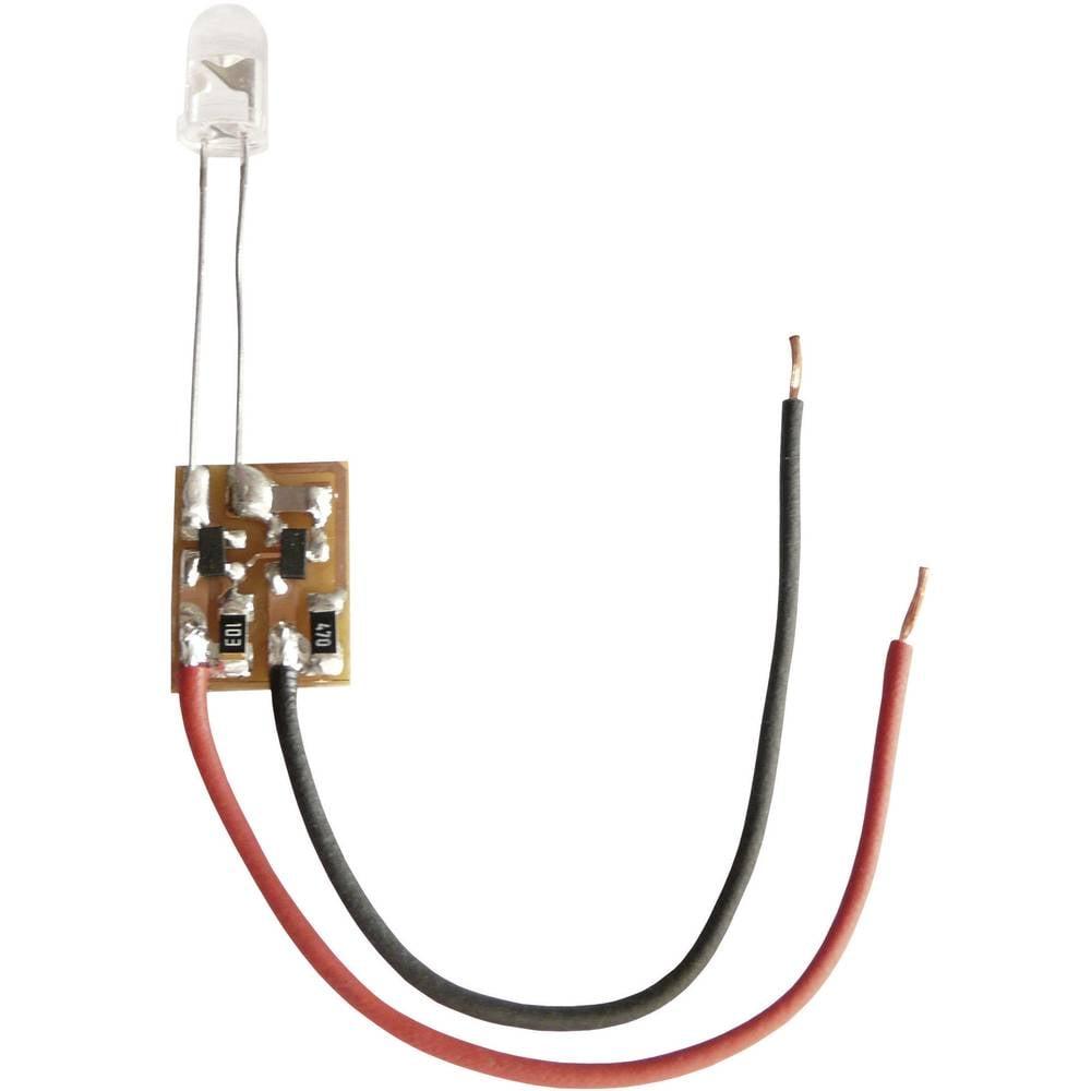 LED gonilnik Kemo M142 modul 6 V/DC, 12 V/DC, 24 V/DC