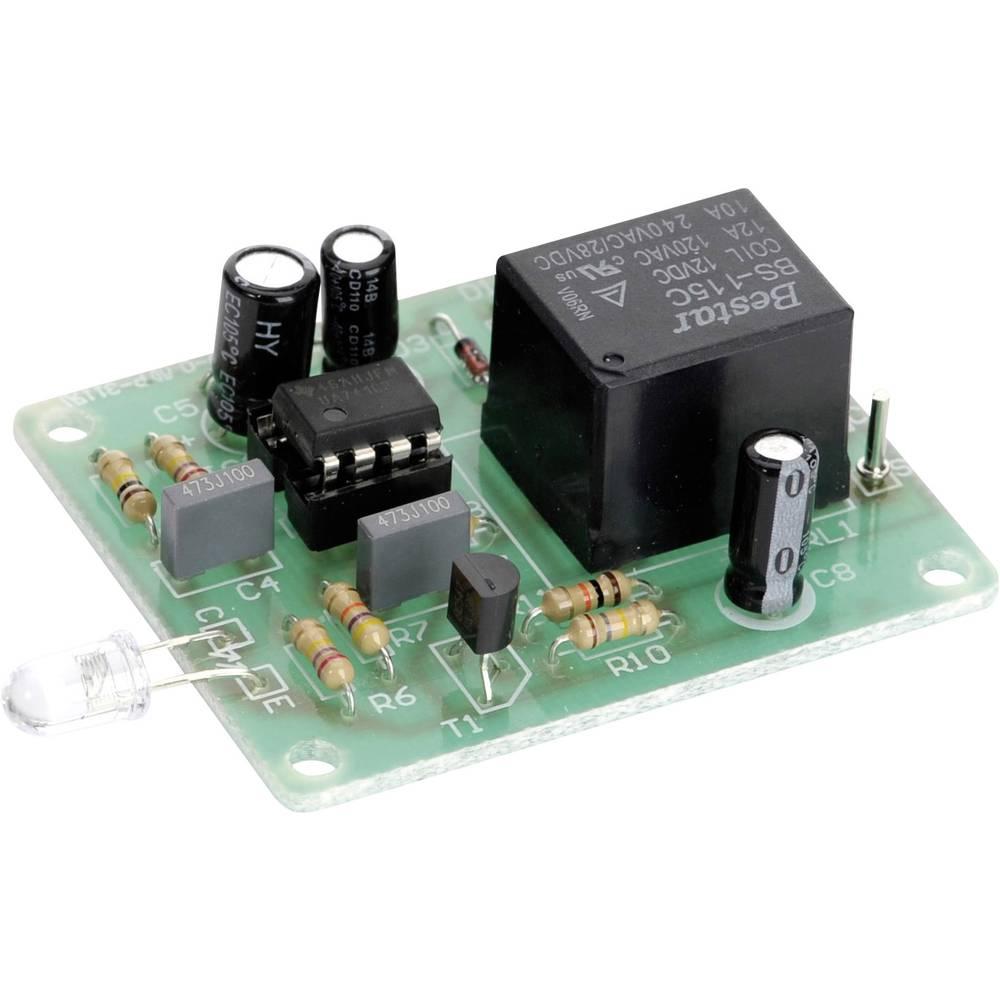 Conrad IR-fotocelica / Oddajnik / Sprejemnik Komplet za sestavljanje 12 - 15 V/DC Domet