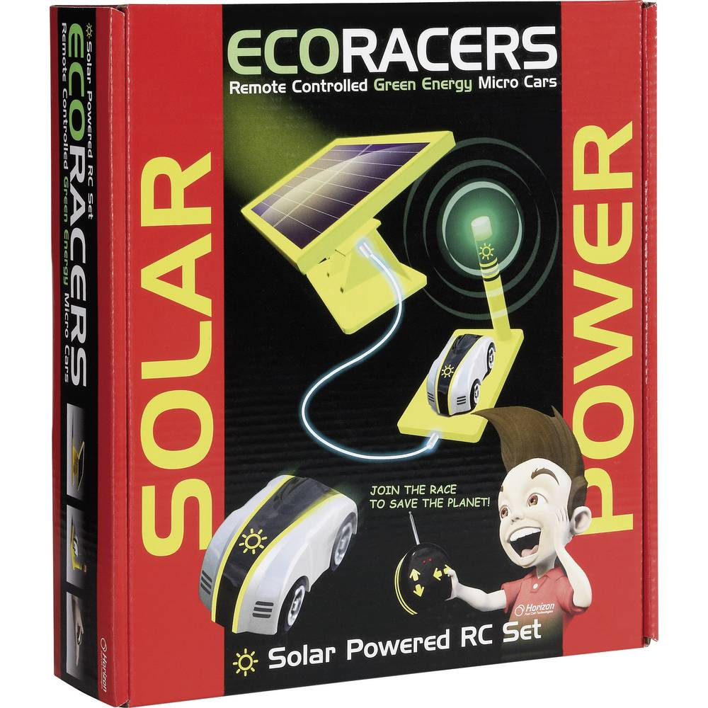 Horizon Automobil na gorive ćelije Solar Micro R/C Ecoracer FCT-02S od 5 godina