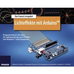 Franzis Verlag paket za učenje Svjetlosni efekti uz Arduino 65130