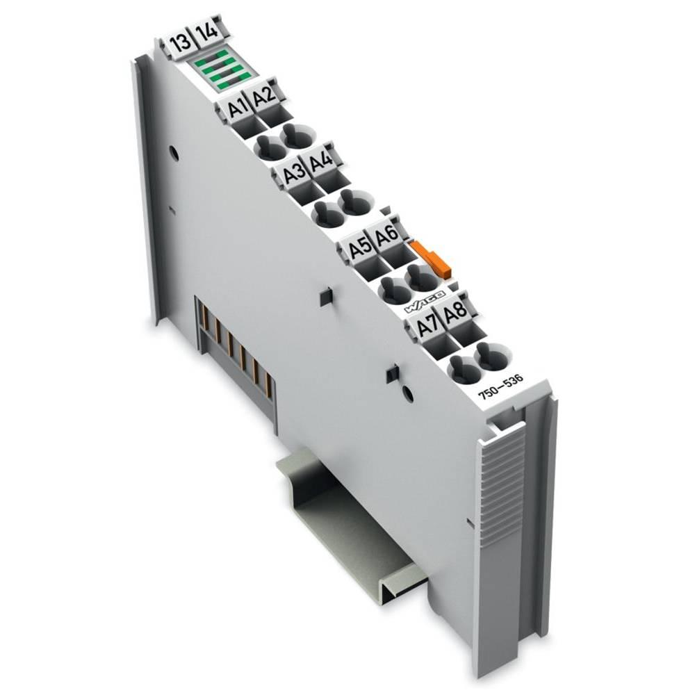 WAGO 8-kanalna-digitalna izhodna spona 750-536 24 V/DC vsebuje: 1 kos