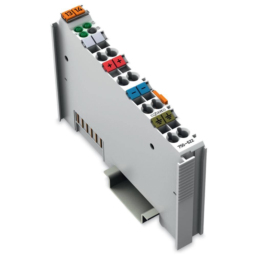 WAGO binarna nosilna spona 750-622 vsebuje: 1 kos