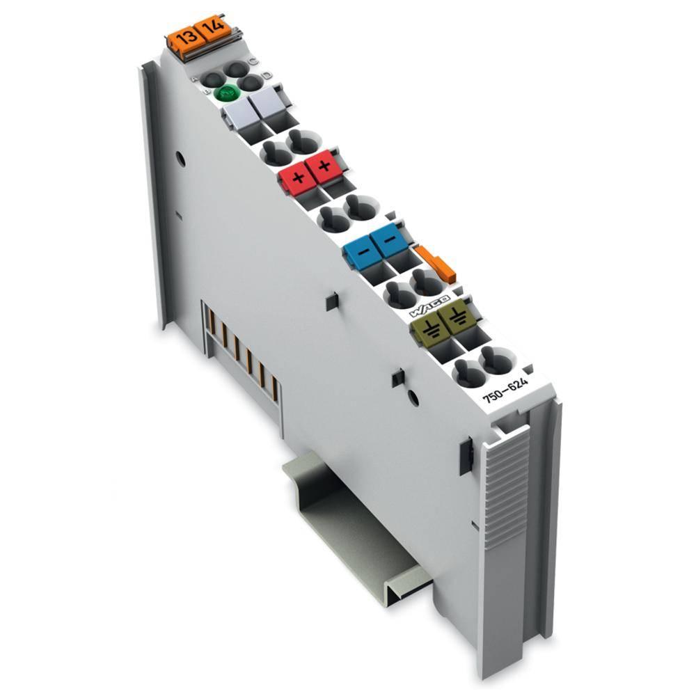WAGO filter-modul 750-624/000-001 vsebuje: 1 kos