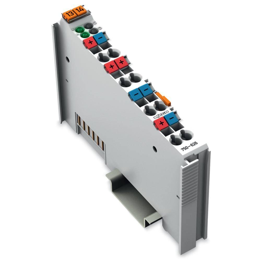 WAGO filter-modul 750-626/025-001 vsebuje: 1 kos