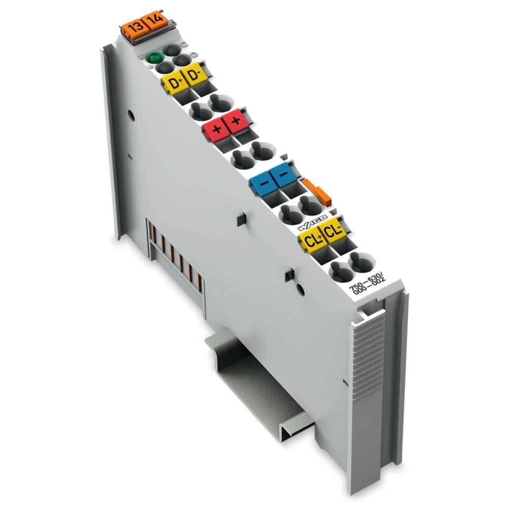 WAGO SSI-vmesnik 750-630/000-002 24 V/DC vsebuje: 1 kos
