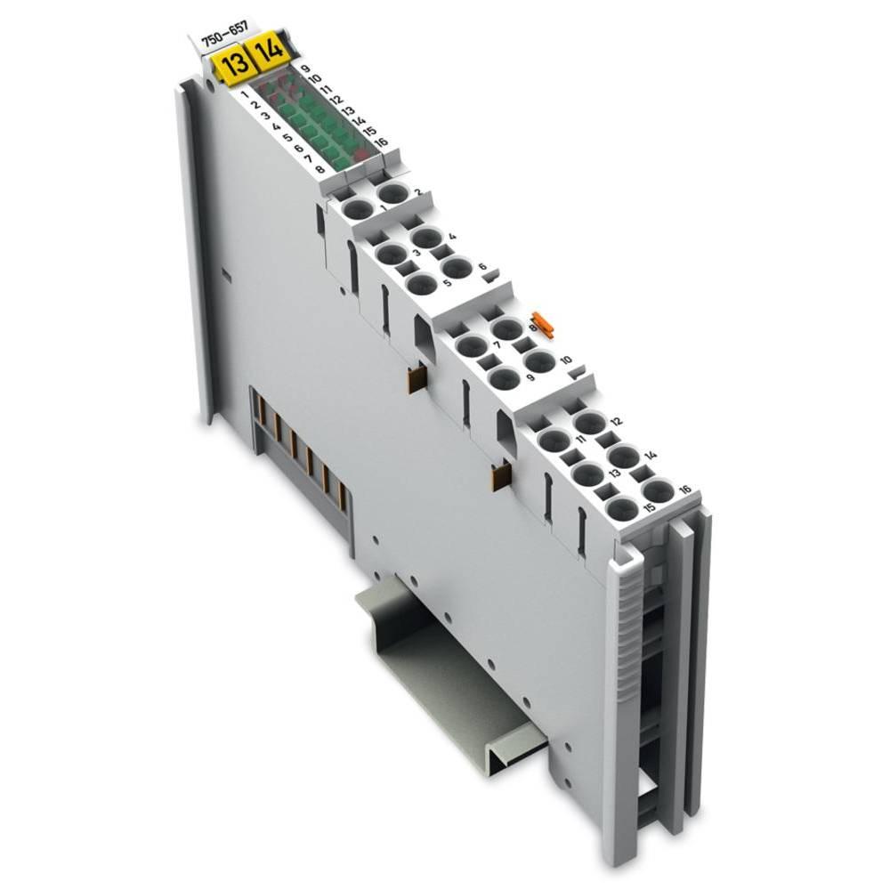 WAGO 4-kanalni-IO-Link-Master 750-657 vsebuje: 1 kos