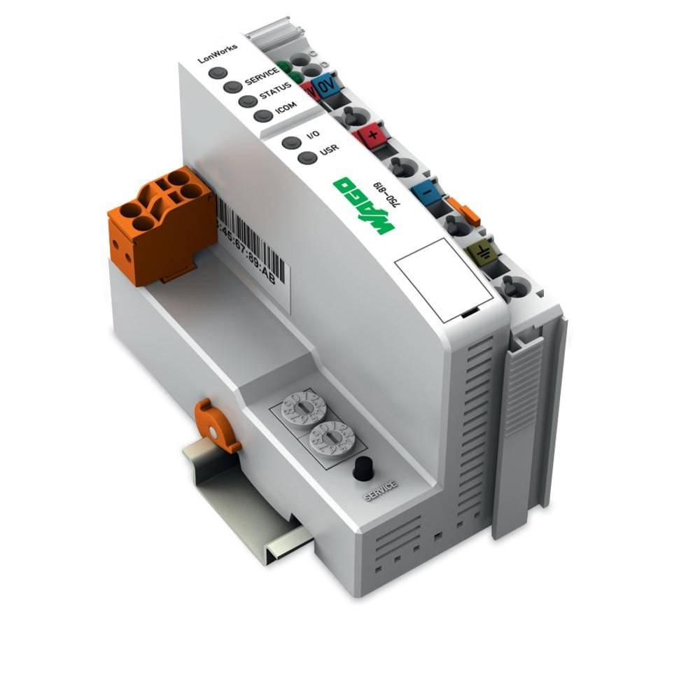 WAGO SPS - Feldbus krmilnik z možnostjo programiranja LonWorks® 750-819 24 V/DC vsebuje: 1 kos