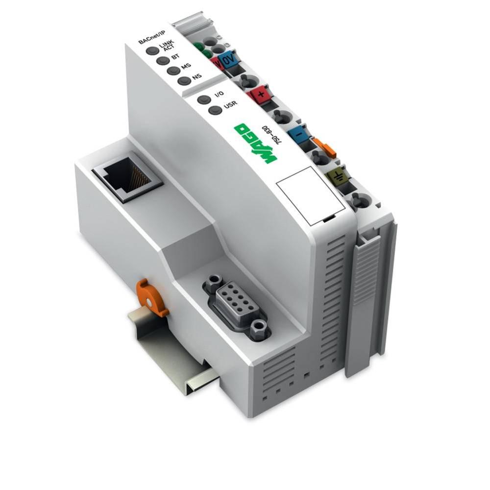 WAGO SPS - Feldbus krmilnik z možnostjo programiranja BACnet/IP 750-830 24 V/DC vsebuje: 1 kos