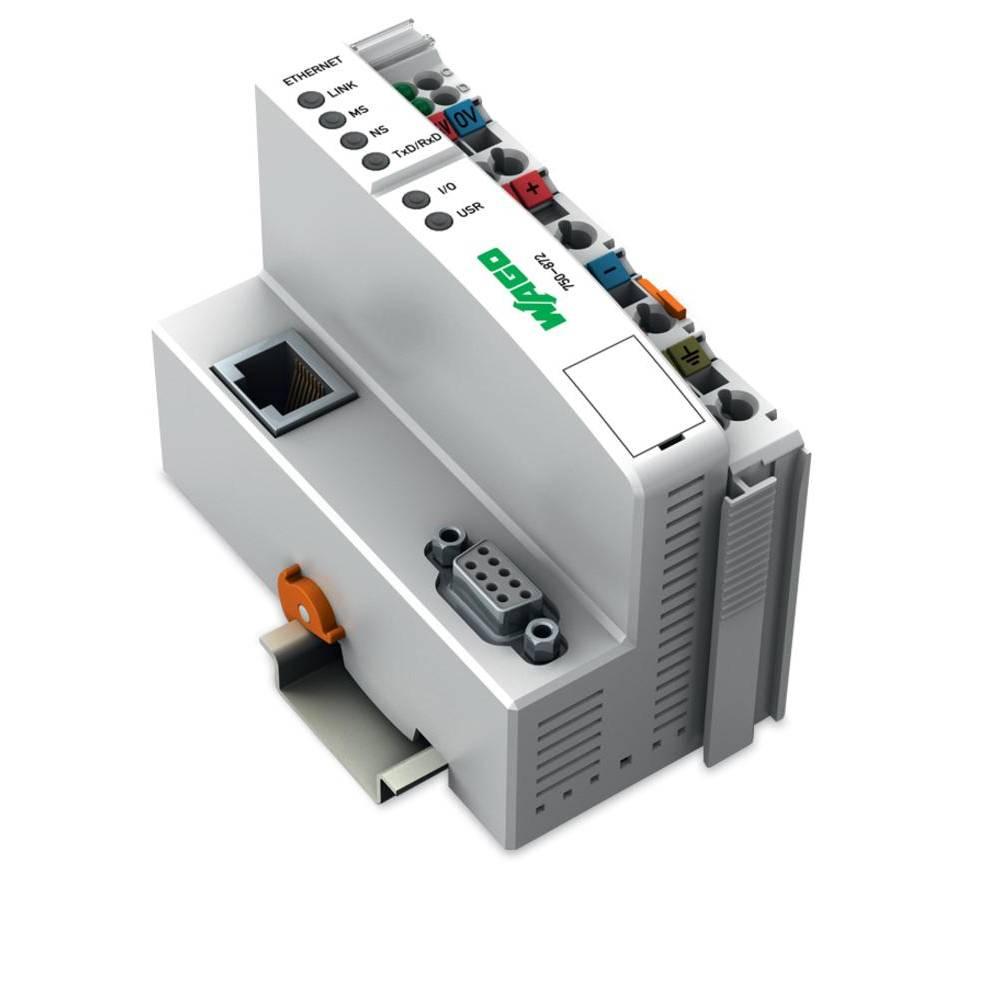 WAGO SPS - Feldbus krmilnik z možnostjo programiranja für Fernwirktechnik 750-872 24 V/DC vsebuje: 1 kos