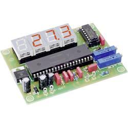 LED digitalni termometar Conrad Komplet za sastavljanje 7 - 18 V/DC, mjerno područje temperature -50 do +150 °C