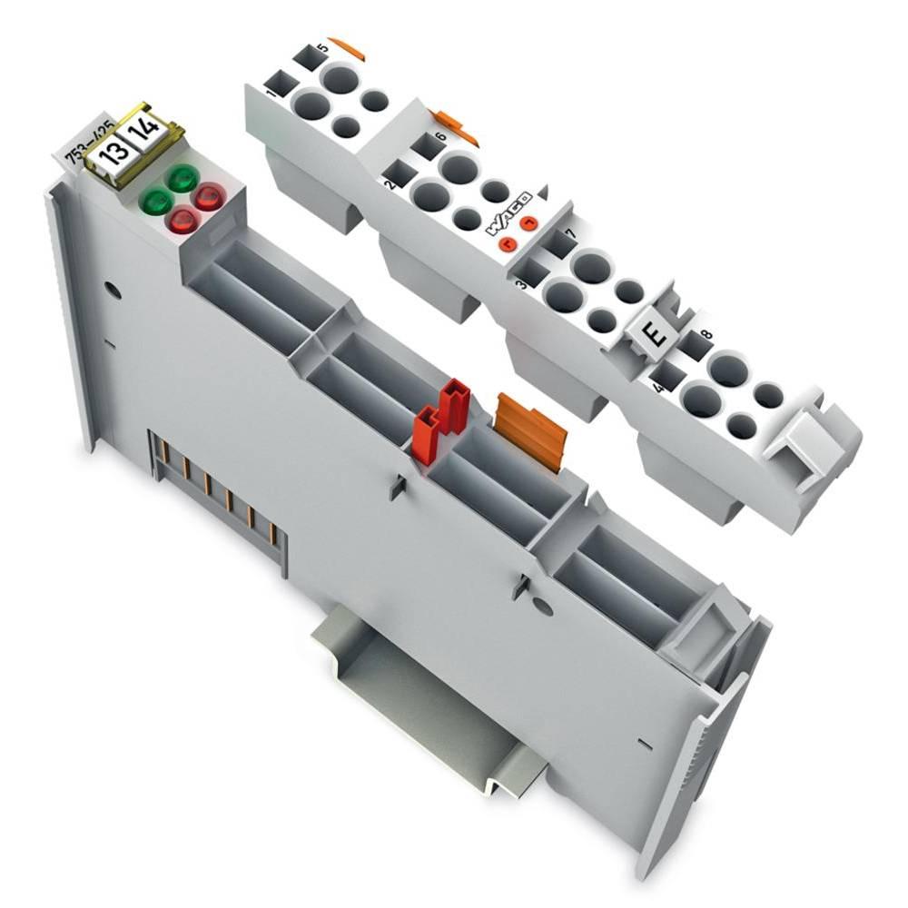 WAGO 2-kanalna-digitalna vhodna spona 753-425 24 V/DC vsebuje: 1 kos