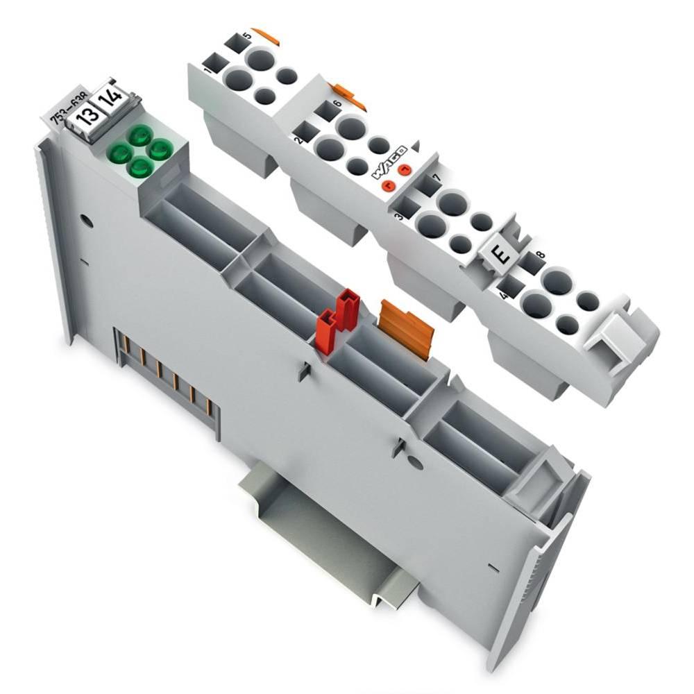 WAGO 2-kanalni-seštevalnik/odštevalnik 753-638 24 V/DC vsebuje: 1 kos