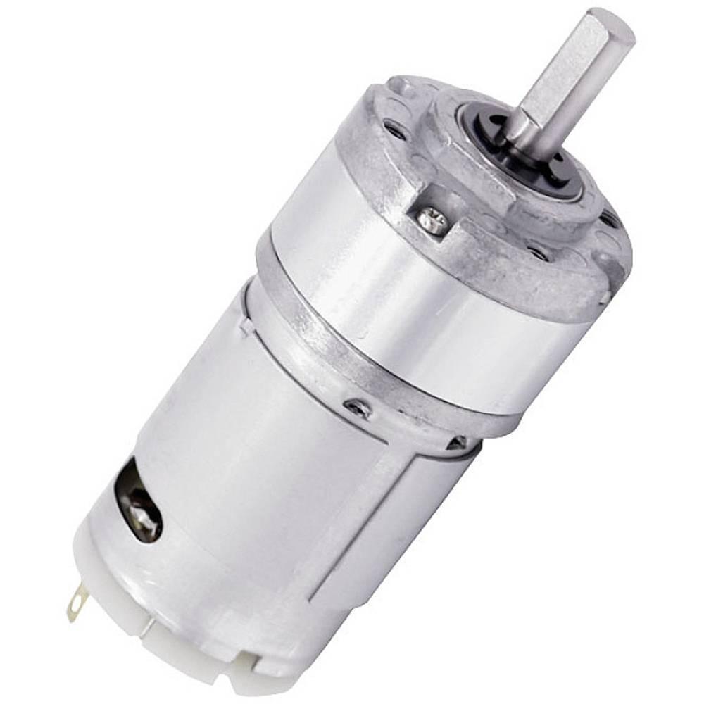 DC-motor s planetarnim reduktorjem Drive-System Europe DSMP320-12-14-B-F, 12 V/DC, 0,53 A