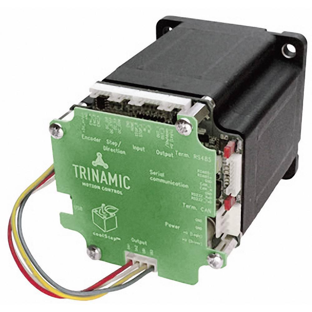Trinamic PD86-3-1180-CANopen Koračni motor s krmilnikom PANdrive™ Mechatronik, 10-30 V/DC 30-0153