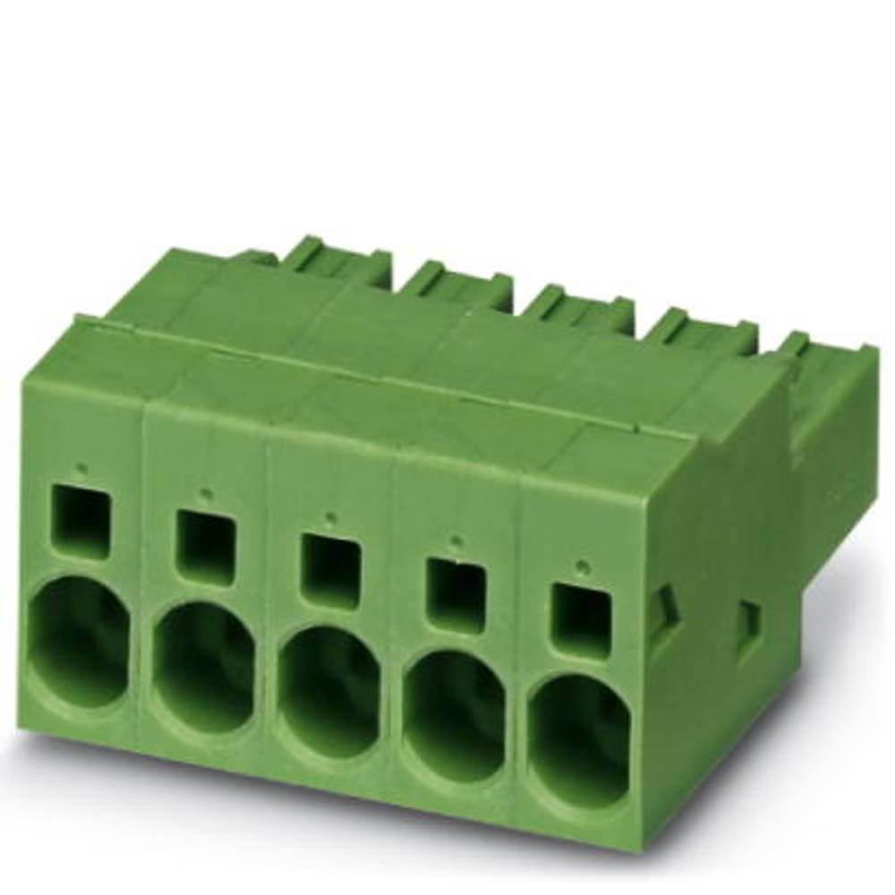 Tilslutningskabinet-kabel MCVR (value.1360762) Samlet antal poler 10 Phoenix Contact 1992641 Rastermål: 3.81 mm 50 stk