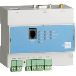 Detektor motenj in učinkovit GPRS-usmerjevalnik Insys IMO-1,12-24 V/DC, 1 x RS232, LAN 10014445