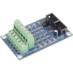 Bus utökningskort C-Control AVR 32-Bit REL-BUS-Board Pro